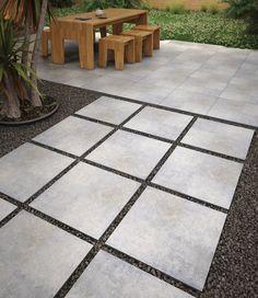 MSI LPAVN2424 - Build.com Backyard Patio Designs, Diy Patio, Backyard Pavers, Outdoor Pavers, Patio With Pavers, Walkway Designs, Stone Patio Designs, Driveway Pavers, Stone Backyard