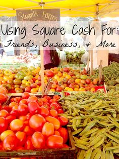 Using Square Cash for Friends, Business, & More