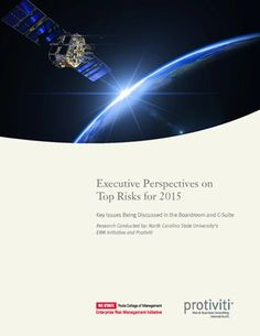 Executives Call for Increasing Risk Management Resources in 2015