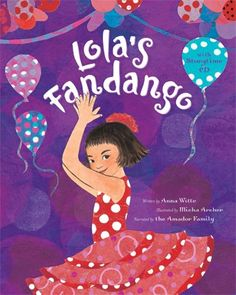 Lola is a young Spanish girl in awe of her glamorous older sister. However, she discovers her own talent and duende, or spirit, through secret fandango lessons from her father. The text is infused with the rhythms, movements and sounds of the dance and the humanity of Lola's family is beautifully portrayed by Micha Archer's collage-paintings.