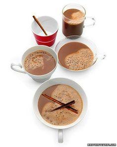 Hot Cocoa with Almond Milk Recipe