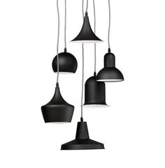 Kokoon :: Lampa wisząca Quenn czarna