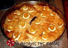Σαρούν Κελύν recipe main photo Greek Sweets, Greek Desserts, Greek Recipes, Cookbook Recipes, Dessert Recipes, Cooking Recipes, Greek Cooking, Sweets Cake, Cake Pops