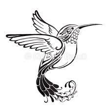 Bildergebnis für tattoo hummingbird designs