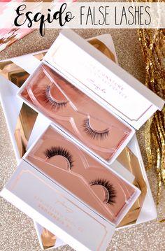 3194695d9cd Esqido Mink Lashes Review Glam Makeup, Makeup Tips, Beauty Review, Contour  Palette,