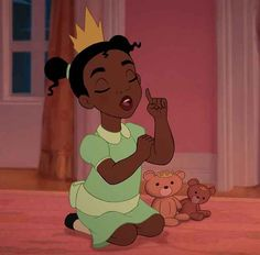 "BRB, Googling ""Peter Pan collar dresses for kids that grown women can also wear."" A Definitive Ranking Of 72 Disney Princess Outfits Black Cartoon Characters, Black Girl Cartoon, Princess Aesthetic, Disney Aesthetic, Cute Disney Wallpaper, Cute Cartoon Wallpapers, Cartoon Profile Pictures, Cartoon Pics, Disney Kunst"