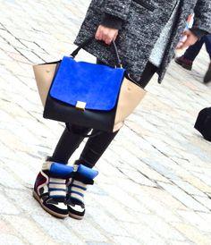 Celine Bag. Isabel Marrant Shoes