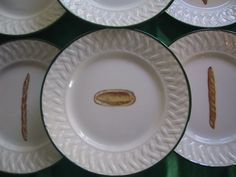 détail Fragile, Pie Dish, Creations, Plates, Dishes, Tableware, Kitchen, Licence Plates, Dinnerware