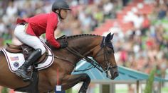 CBC Sports   American Kent Farringtonsuccessfully defended his title in the ATCO Queen Elizabeth II Cup at Spruce Meadows on Saturday. The top-ranked show jumper in the world and his mare Gazelle were flawless through two rounds and in the three-rider jump-off to secure the... - #2Nd, #ATCO, #CBC, #Cup, #Farrington, #II, #Kent, #Meadows, #QE, #Sports, #Spruce, #Straight, #Wins, #World_News
