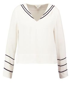 Köp Tommy Hilfiger GIGI HADID - Blus - white för 999,00 kr (2017-02-16) fraktfritt på Zalando.se