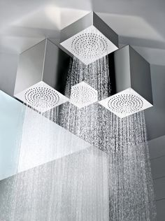 Skowll Brass Waterfall Shower Head With Rain Shower 3 Functions Faucet Set Wall Mount Matte Black To Produce An Effect Toward Clear Vision Home Improvement