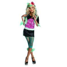 #Disfraz de #LagoonaBlue de #MonsterHigh