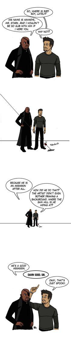 The Avengers - Don't count out bird boy by lamech77.deviantart.com on @deviantART.