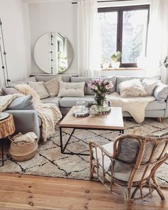 update living room decor idea on a budget 6
