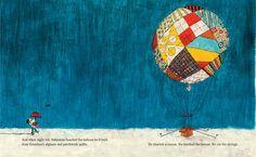 Sebastian and the Balloon: Philip C. Stead: 9781596439306: Amazon.com: Books