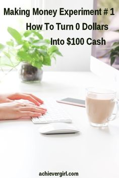 Many who want to start a side hustle to add to their income don't have the money to invest, that is why they need side hustles in the first place. Make Money Blogging, Make Money From Home, Way To Make Money, Make Money Online, How To Make Dough, Online Marketing Strategies, Online Entrepreneur, Blogging For Beginners, How To Start A Blog