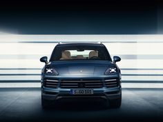 2018 Porsche Cayenne Surfaces Early With An Evolutionary Design