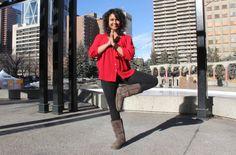 Yoga classes to pop up around Calgary Yoga Classes, Banff, Strike A Pose, Yoga Teacher, Calgary, Pop Up, Leather Pants, Poses, Karma