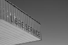Libre-service