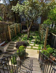 50+ Low Maintenance Small Backyard Garden Inspirations #urbanbackyardgarden