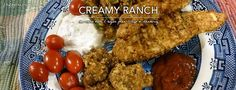 Enjoy Creamy Ranch from Fluffy Chix Cook, as a sugar free, real food, totally low carb keto and diabetic friendly alternative to the stuff served in a bottle, made in some secret valley. Low Sodium Recipes, Low Calorie Recipes, Keto Recipes, Healthy Recipes, Keto Sauces, Low Carb Sauces, Low Carb Salad Dressing, Low Carb Vegetables, Ranch Dressing