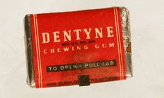 Gum from K Ration