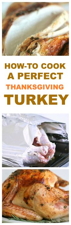 How-To Cook a Thanksgiving Turkey #Thanksgiving #Turkey on Ebay with SixSistersStuff.com