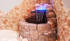 $44 for a Private Halotherapy Session and Chair Massage for Two at The Centerville Salt Room ($80 Value)