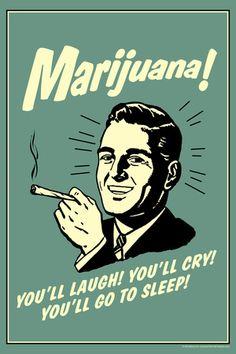 Drug Humor Print at AllPosters.com