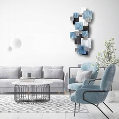 Original Abstract Sculpture by Karo Studios Modern Wall Sculptures, Metal Wall Sculpture, Abstract Sculpture, Abstract Art, Decor Interior Design, Interior Decorating, Arctic Landscape, Modern Frames, White Clouds