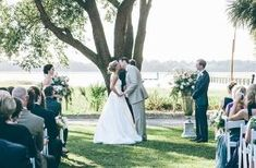 outdoor wedding by Killer~