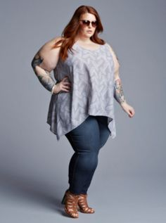 Tess Holliday Spring Look Book | Torrid Plus Size | #TorridInsider
