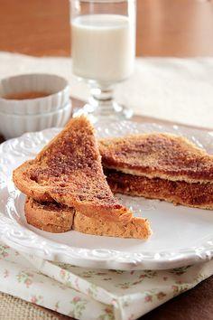 cinnamon sugar toast by pastryaffair, via Flickr