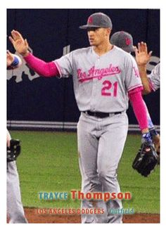 Dodgers Blue Heaven: Fun with Fantasy Cards - Some Dodgers from Mother's Day