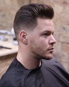 Haircut by bitethythumb http://ift.tt/1NKGD6a #menshair #menshairstyles…