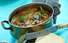Sprød kål og bløde kartofler Kartoffel-kål-gratin