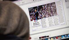 Sports Journalism | University Of Chester