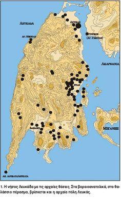 Η αρχαία Λευκάδα και τα σπίτια της - aromalefkadas - Ενημερωτική ιστοσελίδα της Λευκάδας