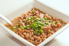 100 platos de comida española que deberías probar antes de morir Spanish, Beans, Food And Drink, Chorizo, Pasta, Dinner, Vegetables, Cooking, Foods