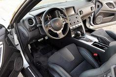 GTR interior