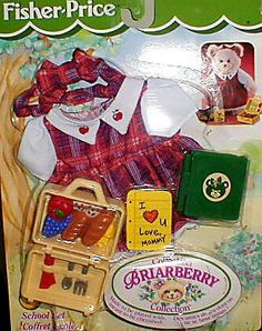 Briarberry bears outfit