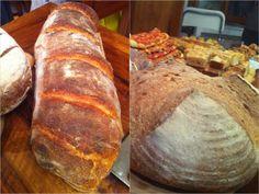 pane con lievito madre e pasta madre, lievitati naturale, ricetta facile e veloce