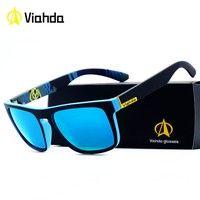 Geek - Akıllı Alışveriş uygulamasında Viahda 2018 Popular Brand Sunglasses Sport Sun Glasses Fishing Eyeglasses Oculos De Sol Masculino satın al