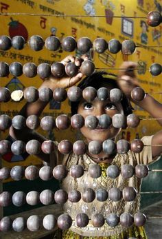 IndiaA young Indian girl counts on an abacus, Sept. 7, at a school in Allahabad, India on International Literacy Day. According to the 2011 Indian Census, the country's literacy rate is 74.04% of the total population aged seven and above.Rajesh Kumar Singh / AP