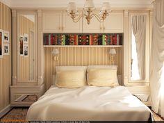 дизайн спальни кровать у окна хрущевка: 49 тис. зображень знайдено в Яндекс.Зображеннях