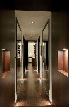 FLAT IN KNIGHTSBRIDGE - Contemporary - Hall - London - STEPHEN FLETCHER ARCHITECTS
