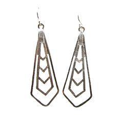 Deco Dangling Earrings