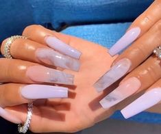 Purple Acrylic Nails, Square Acrylic Nails, Best Acrylic Nails, Summer Acrylic Nails, Summer Nails, Aycrlic Nails, Swag Nails, Grunge Nails, Glitter Nails