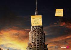 Mindset Films: King Kong      Idea is not enough.  Advertising Agency: Yeah!, Curitiba, Brazil Creative Director: Sandro Serzedello Art Directors: Diego Prudencio, Diego Musiat Copywriters: Fabiano Teixeira, Juliana Maimoni Published: January 2012