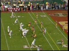 4th-and-5, 2006 Rose Bowl, Texas vs. USC